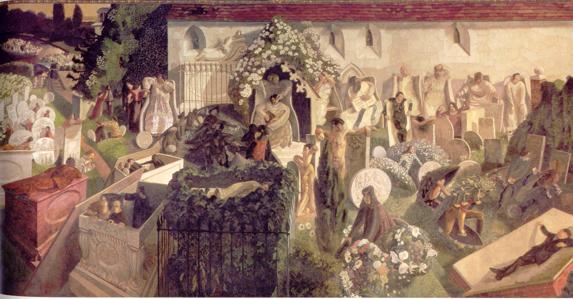 Stanley Spencer Paintings Images
